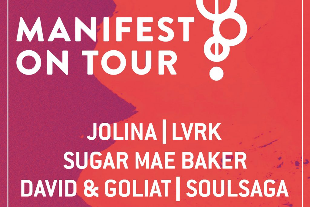 Dalapop Prestenterar Manifest On Tour Den 2 November