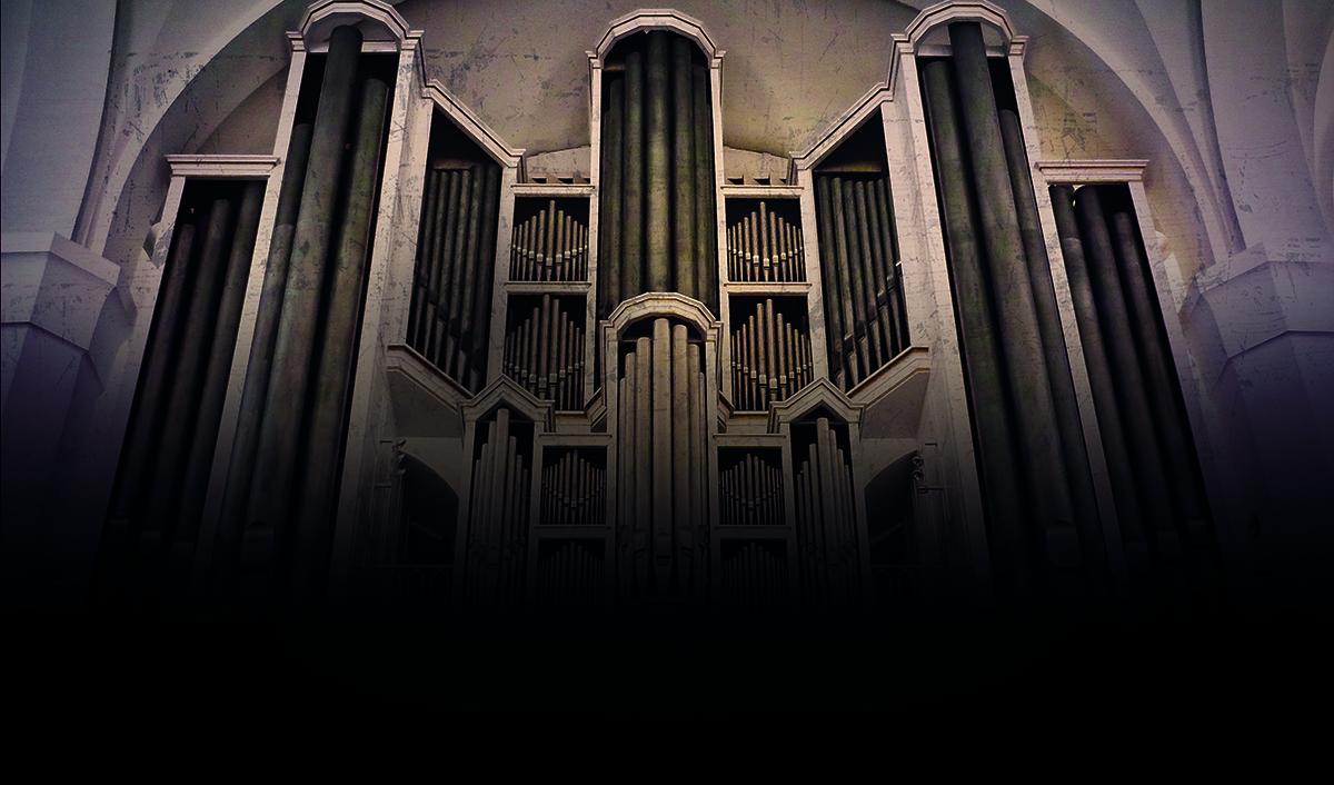Orgel & Mässing Drar Till Stockholm!