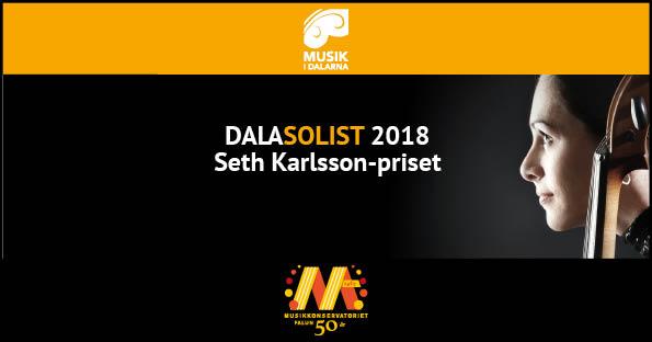 Dalasolist På Musikkonservatoriet Falun