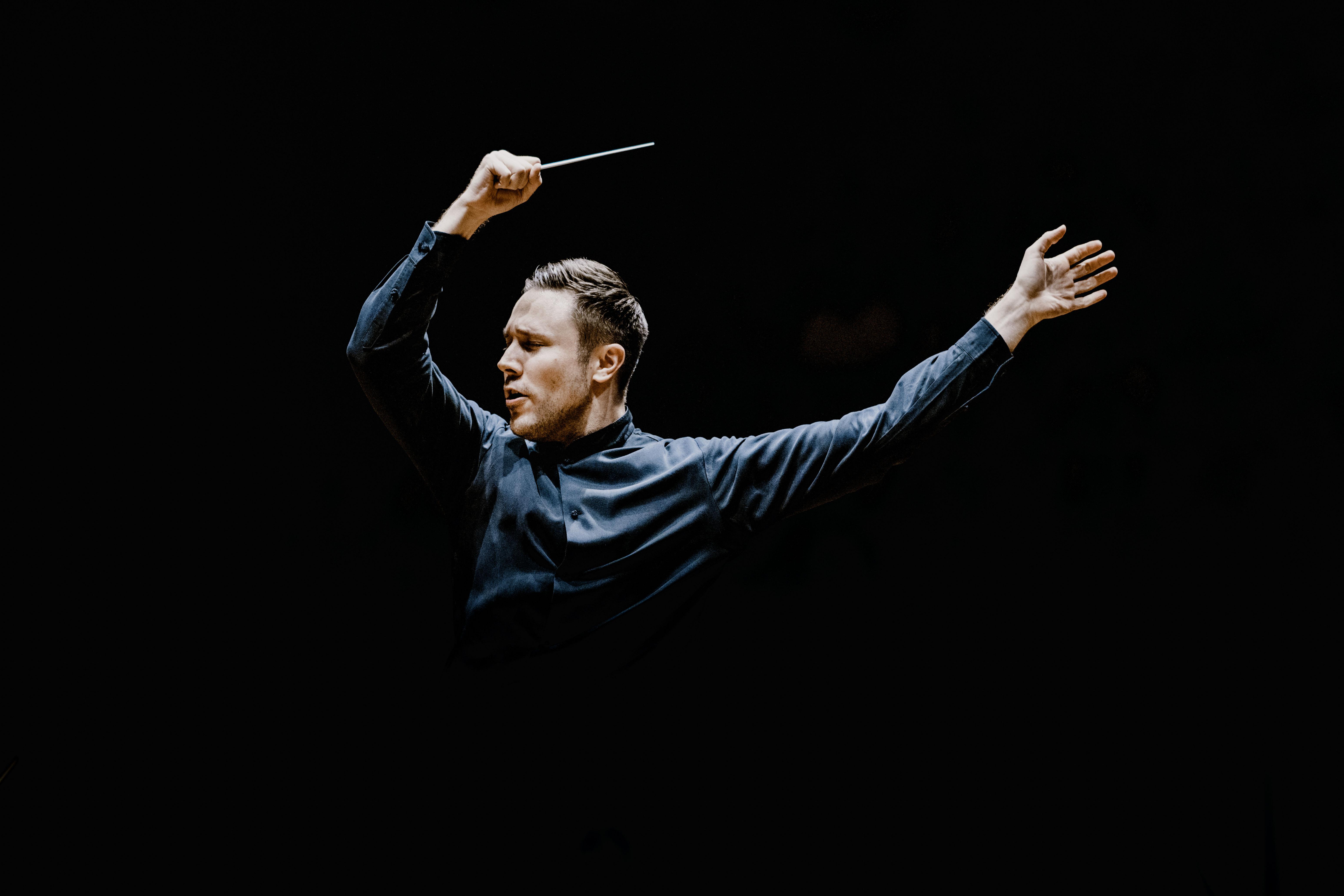 En Dirigent Med Feeling